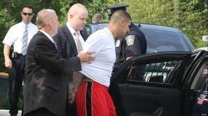 Aaron Hernandez_Arrest