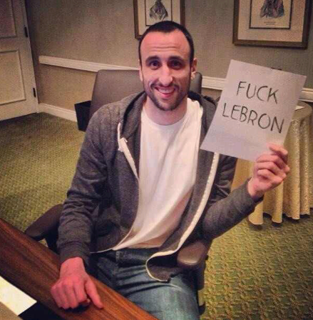 Can this be real Manu?!